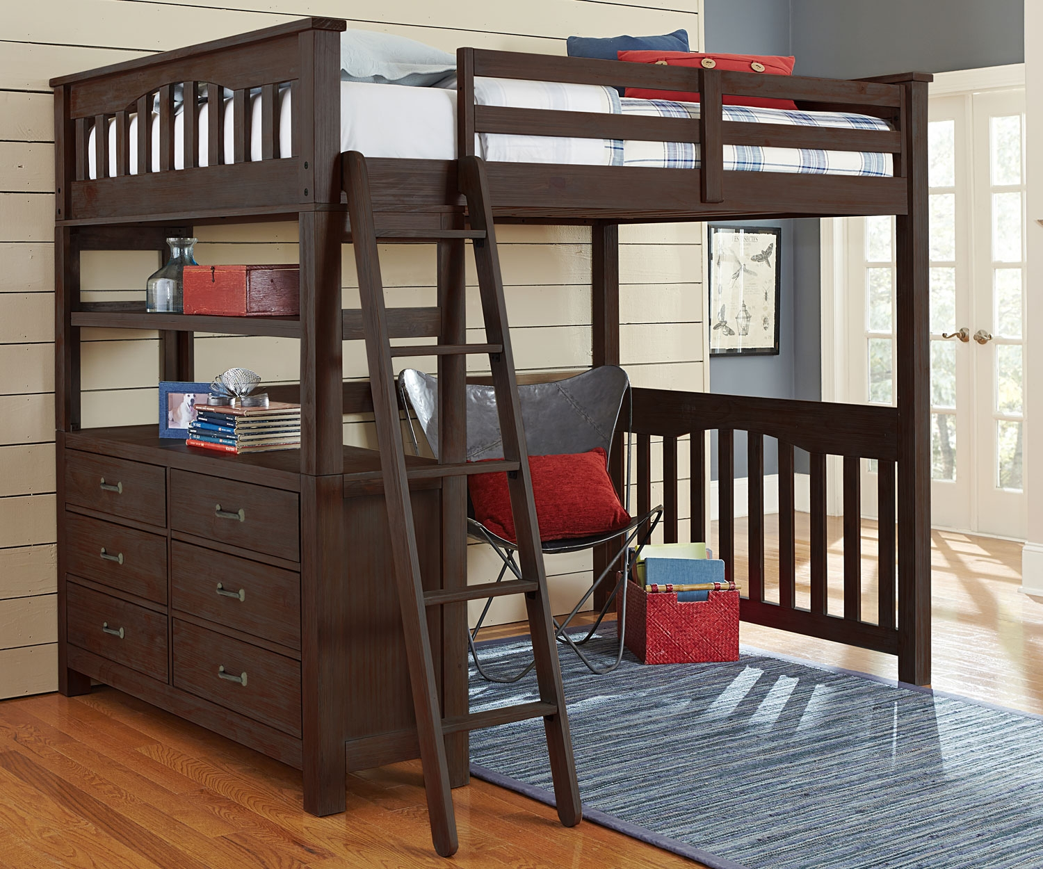 Ikea Stora Loft Bed For Royals
