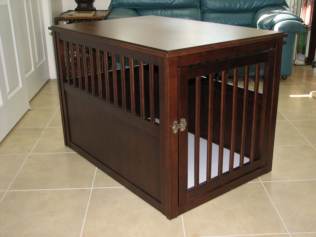 Indoor Wooden Dog Kennel Diy Royals Courage Diy Dog