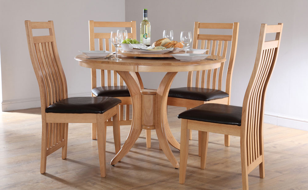 Large Round Dining Table Seats 4 | Royals Courage : Tricks ...