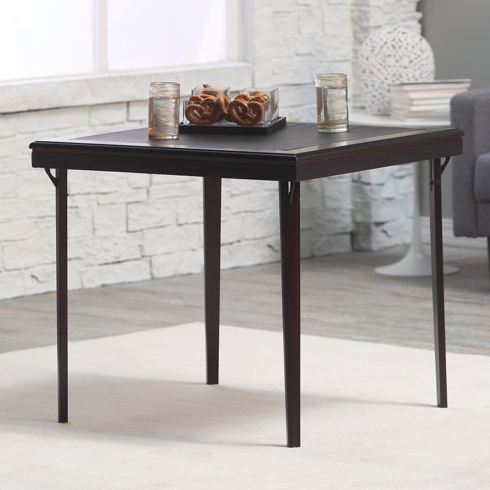 Numerous Ease Of Use Wood Folding Table