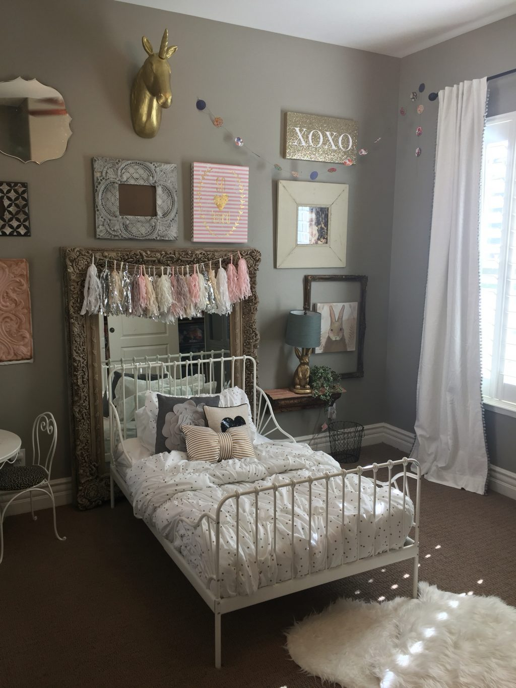 Little Girl Bedroom Decor | Royals Courage : Little Girls ...