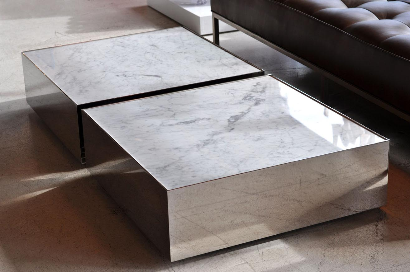 Possibility Element Stone Coffee Table Royals Courage
