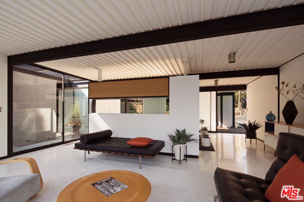 Image of: Mid Century Modern Ranch Style Royals Courage New Design Of Mid Century Modern House Plans
