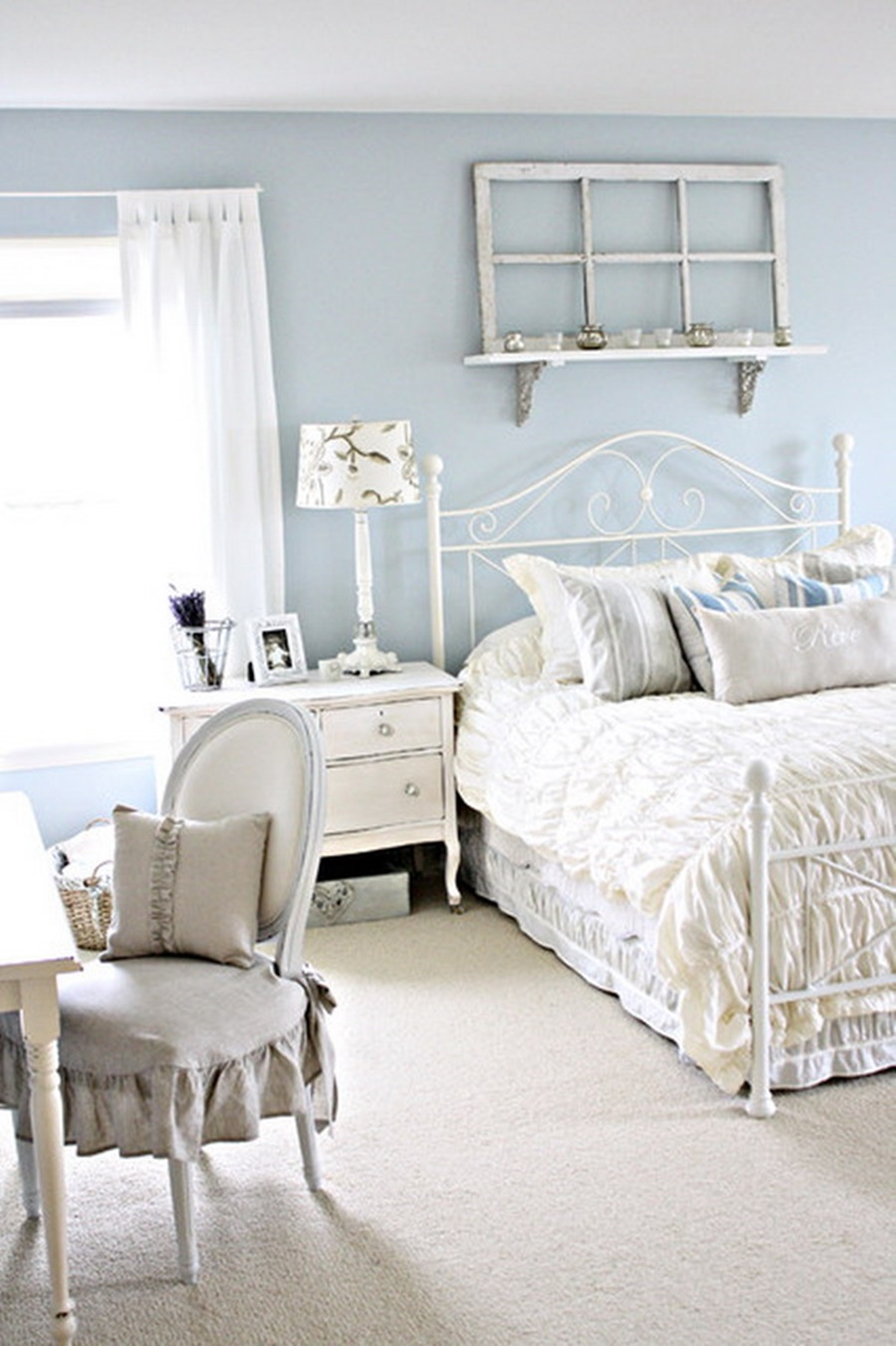 Modern Chic Decor Royals Courage Shabby Chic Bedroom Ideas