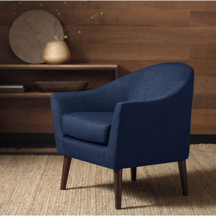 Embellish Navy Blue Chair | Royals Courage