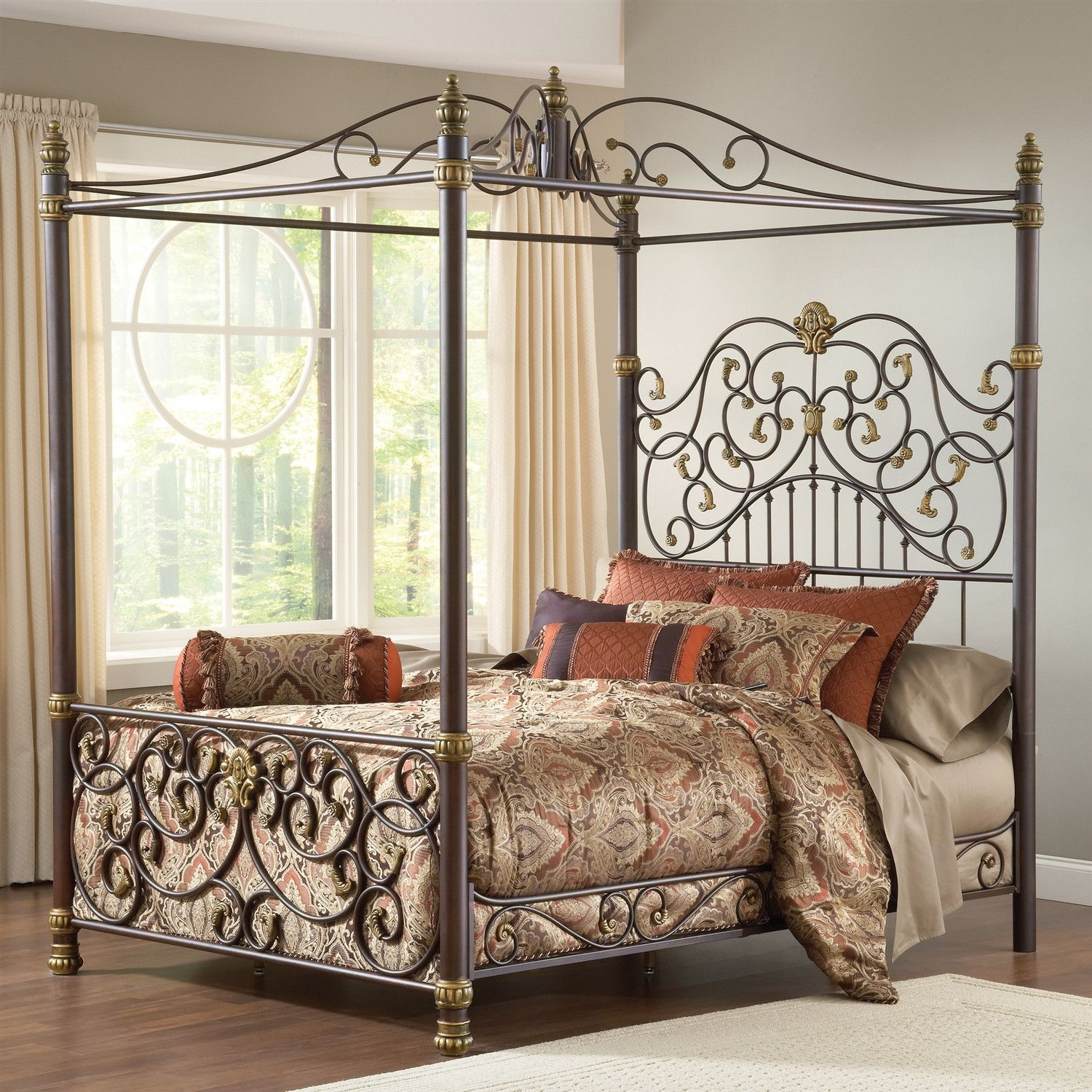 1000+ Queen Size Canopy Bedroom Sets Newest