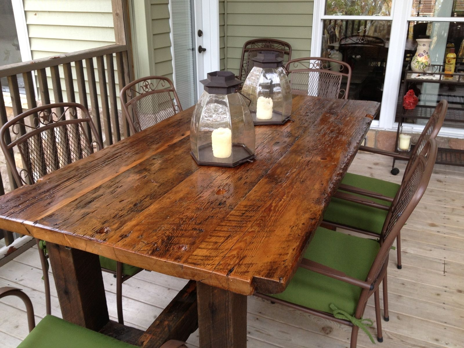 How You Can Defend Magnificence Reclaimed Wood Table Top ...