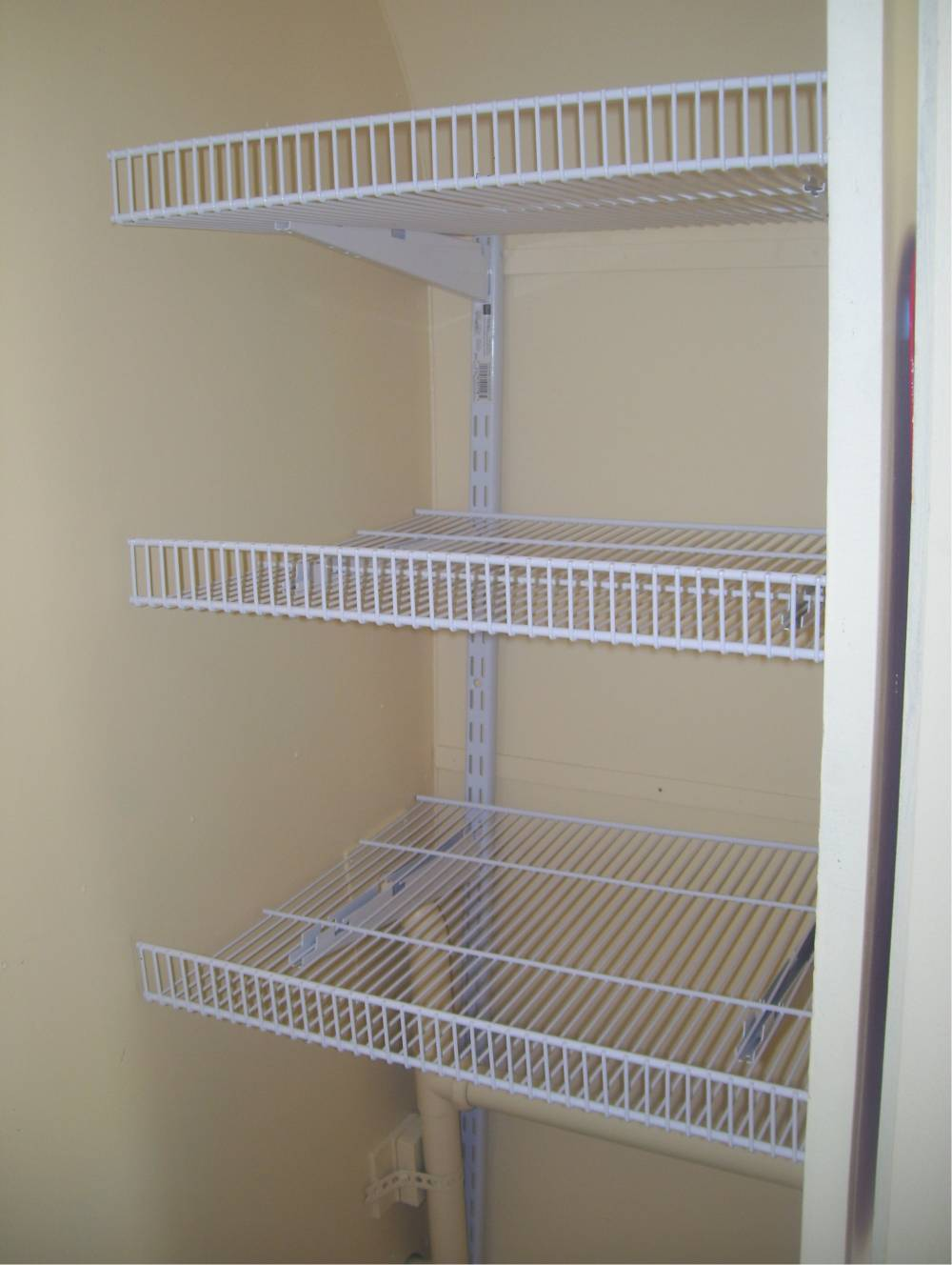 Rubbermaid Closet Shelving Royals Courage How To Set Up