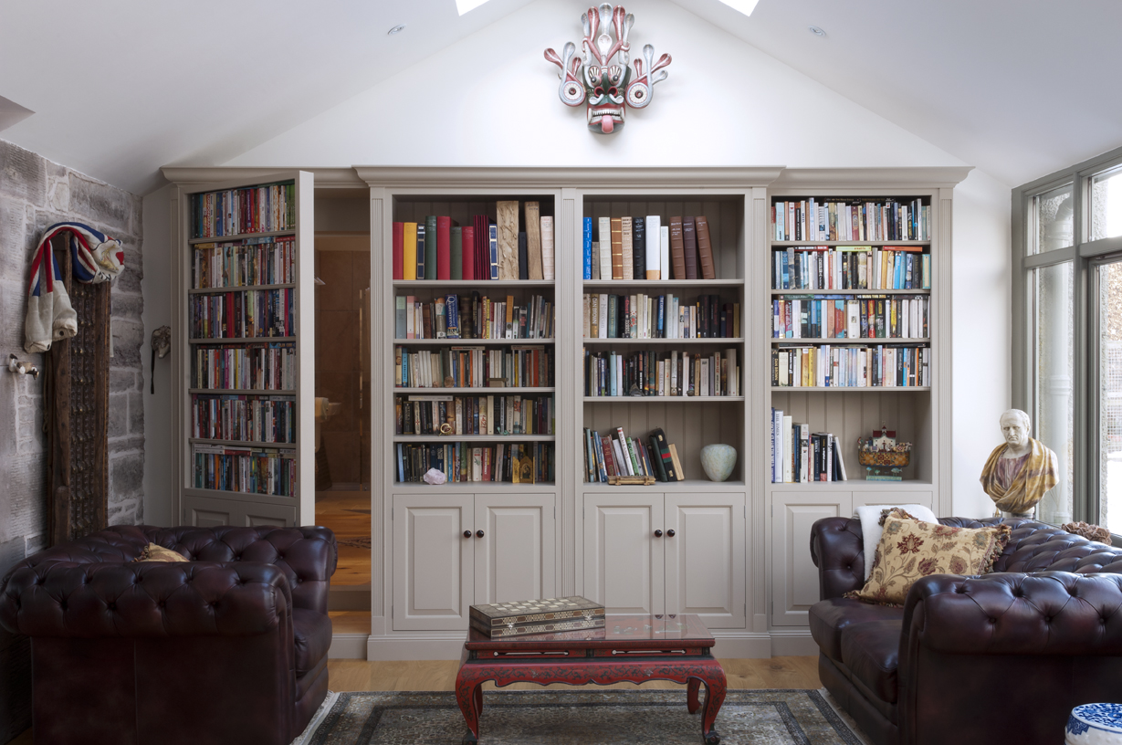Fall In Love With Hidden Bookcase Door Royals Courage