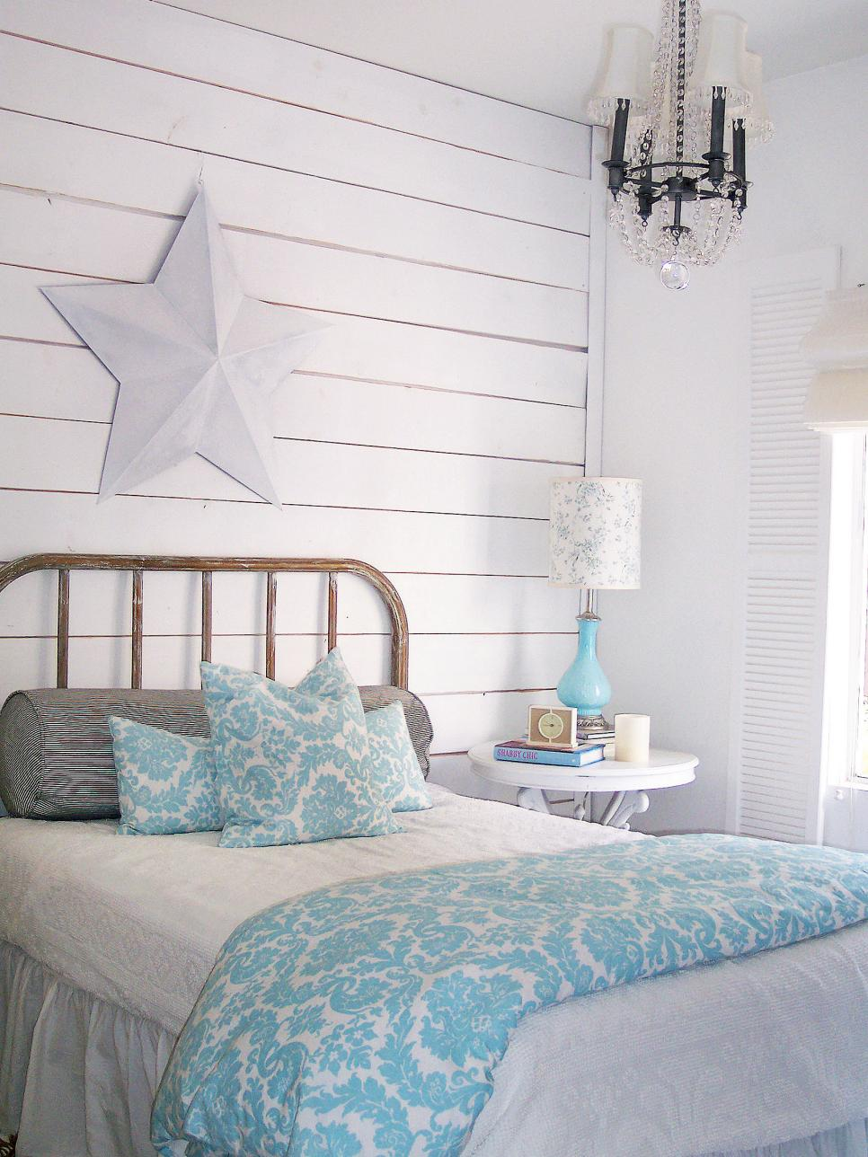 Shabby Chic Bedroom Decorating Ideas On A Budget | Royals Courage ...