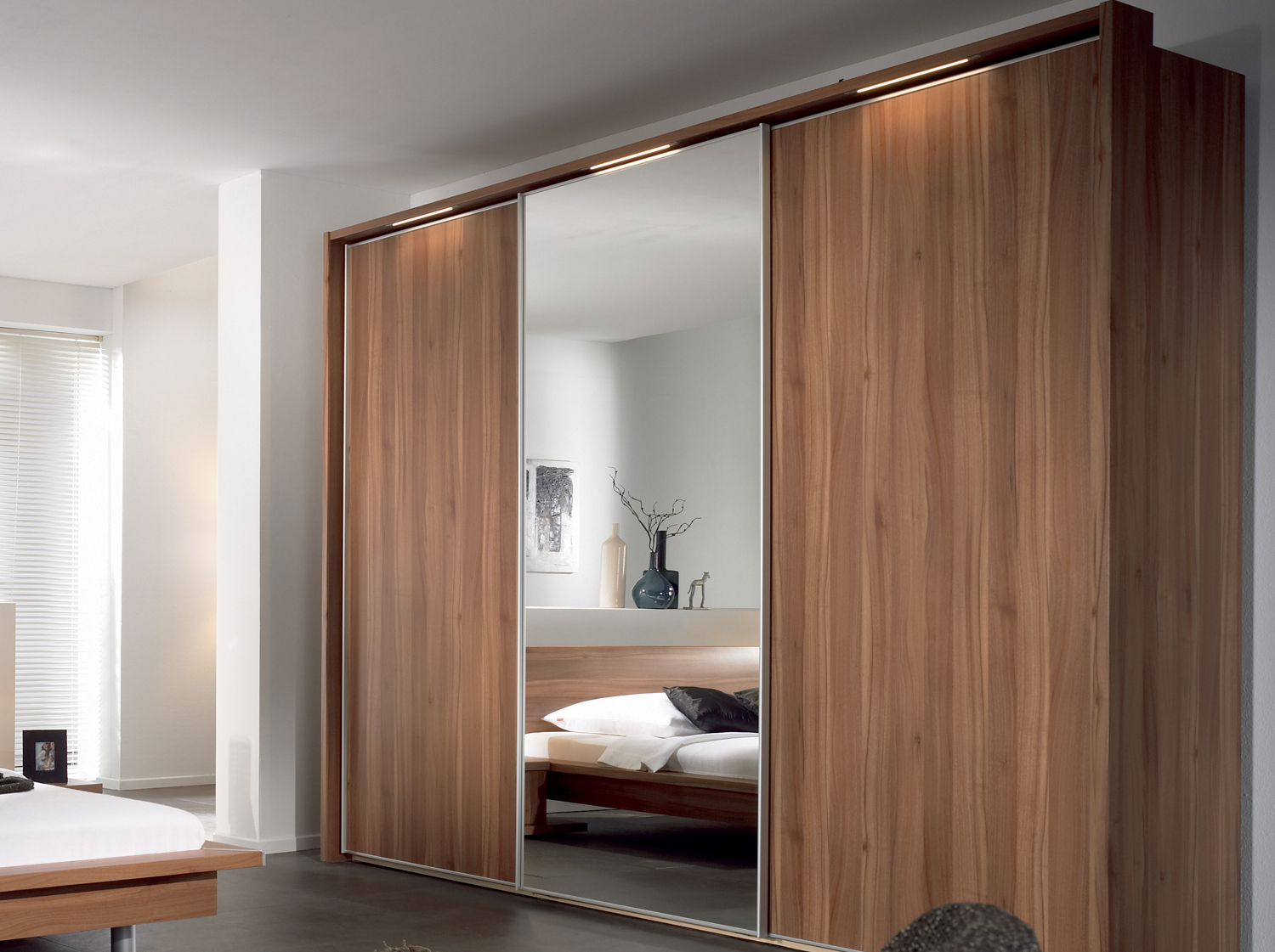 Sliding Closet Doors Wood | Royals Courage : Finest Mirror ...