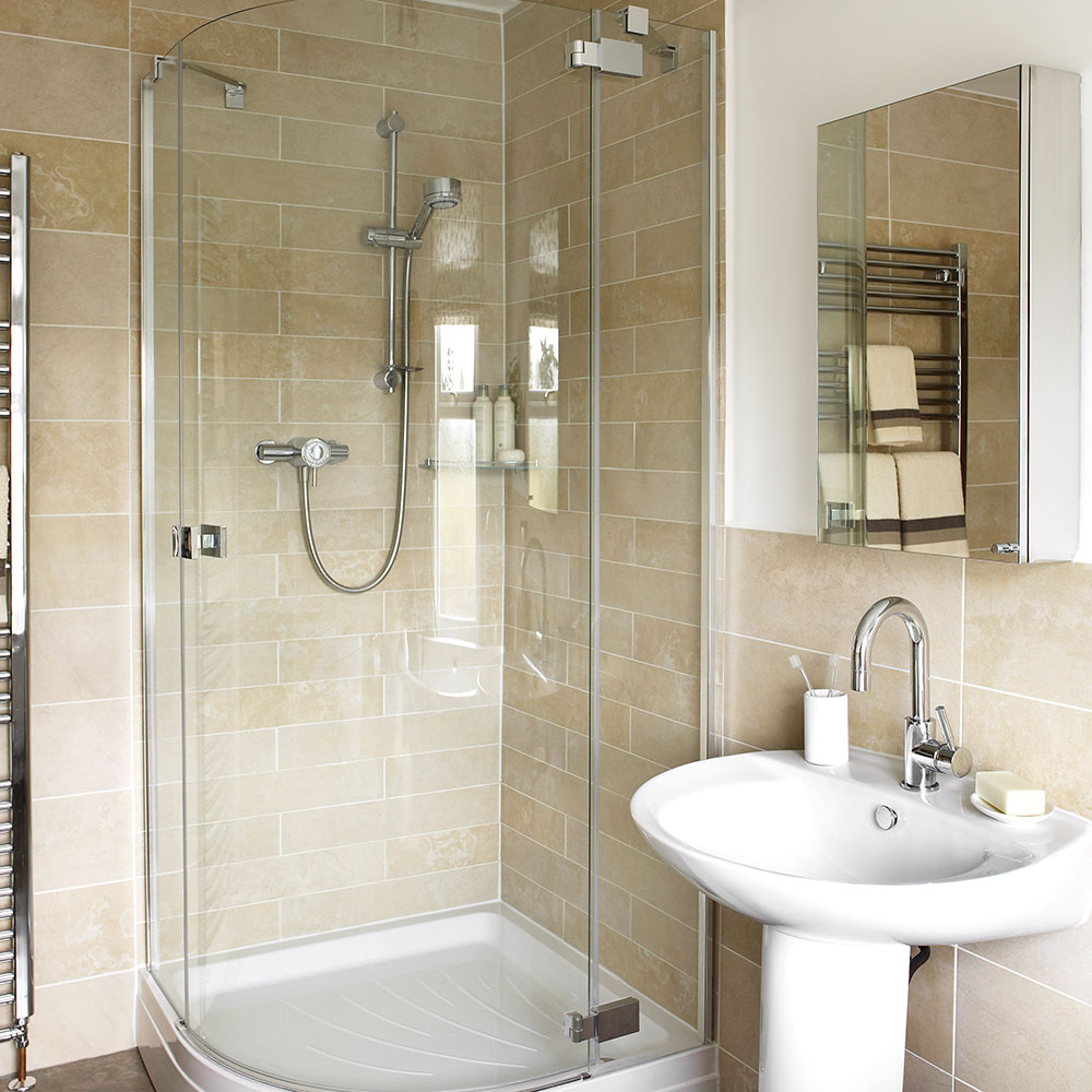Back To Article → Very Attention-Grabbing Small Bathroom Layout
