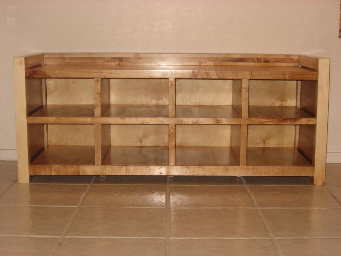 Picture of: Small Entryway Bench Cube Royals Courage Shoe Rack Bench Good In Small Area