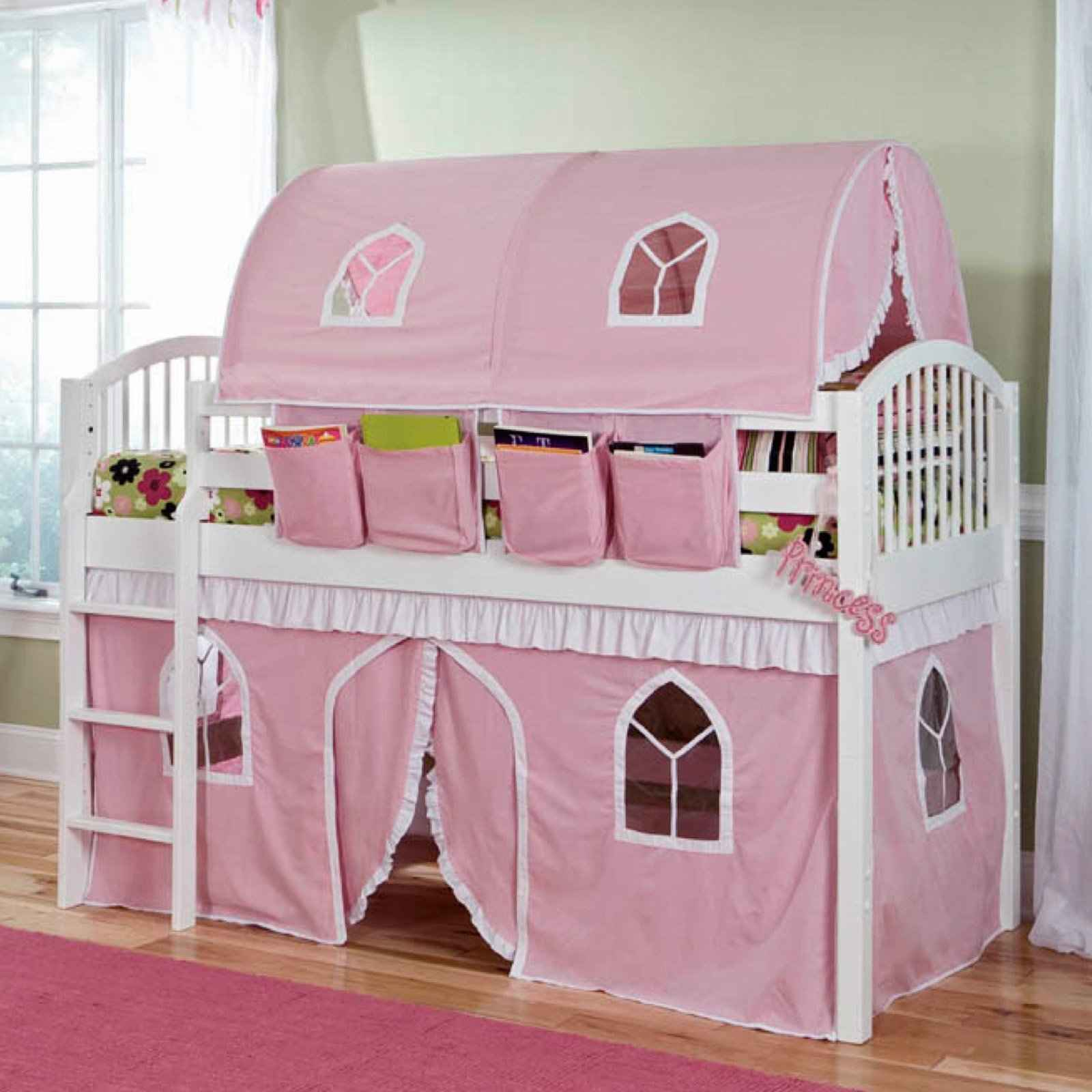 - Toddler Bed Canopy Tent Royals Courage : Good Sleeping With