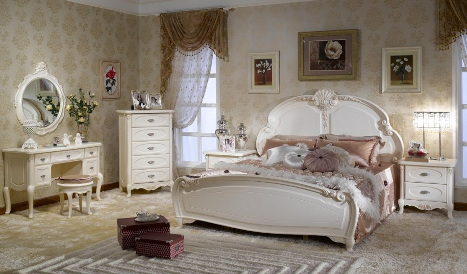 Vintage Bedroom Sets 1950 | Royals Courage : Vintage Bedroom ...