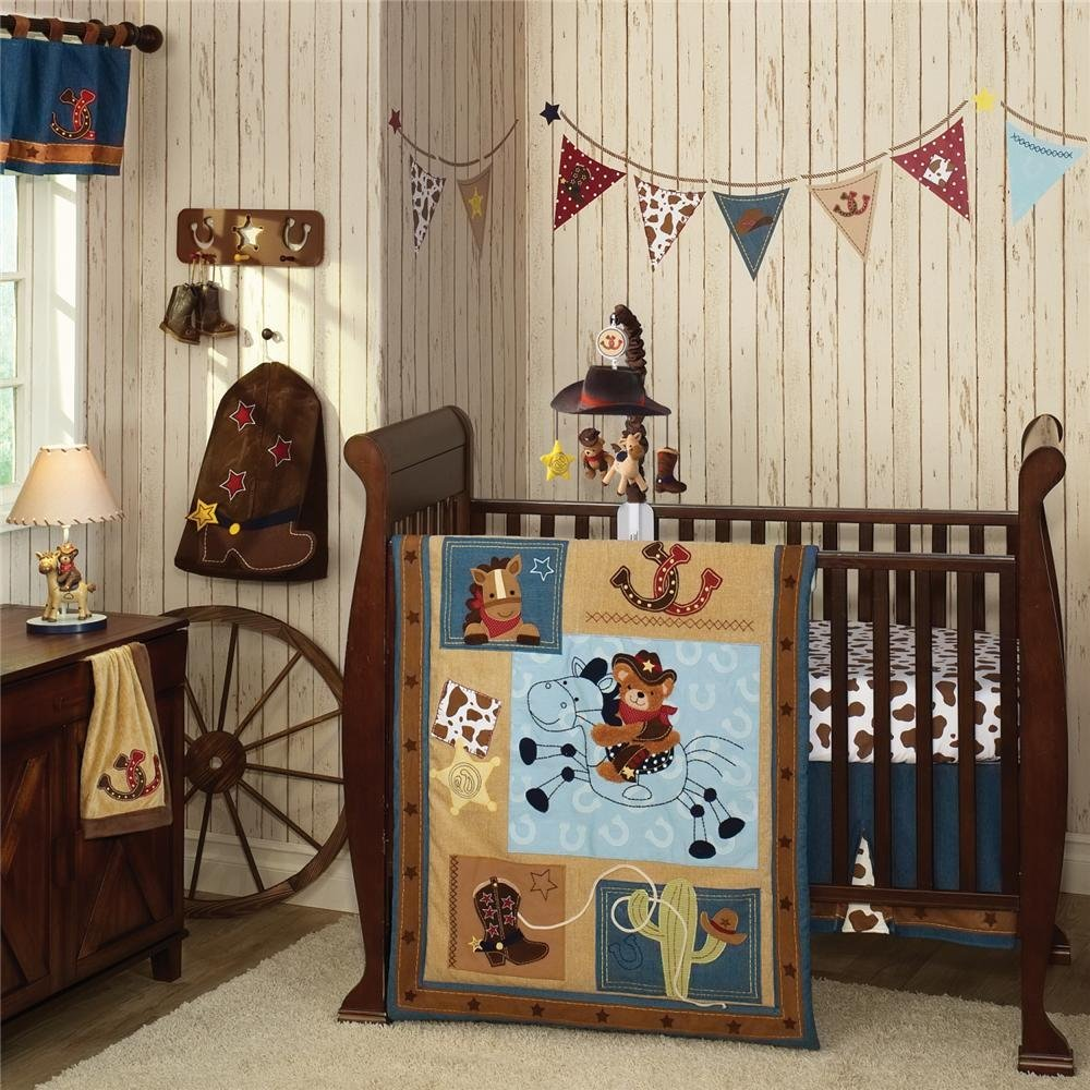 Vintage Cowboy Nursery Decor Royals Courage Discover