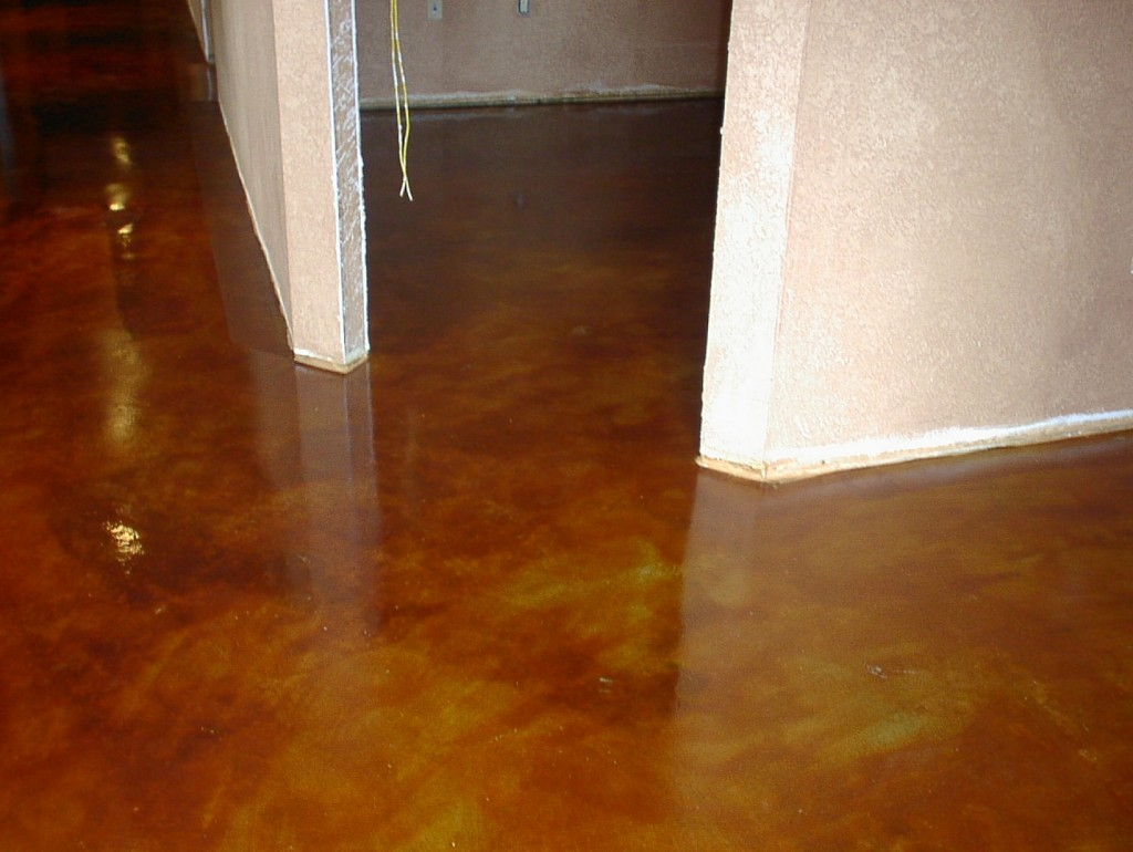 What Paint To Use On Concrete Floor