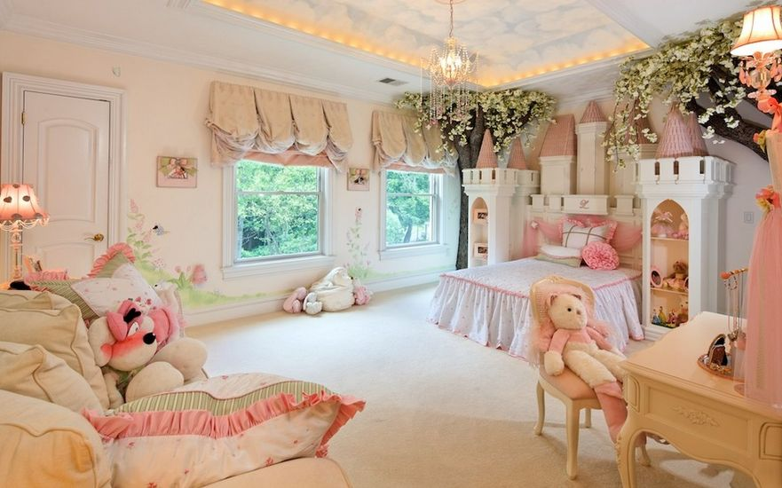 Wonderful Princess Themes Decor | Royals Courage : Fascinating ...